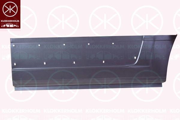 крыло заднее правое панель на фиат дукато